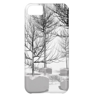 tree and nuts iPhone 5C cover