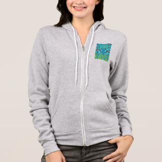 Tree And Planets Hoodie