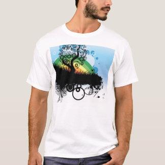 tree and rainbow T-Shirt