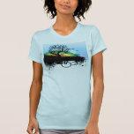 Tree and Rainbow T-shirts