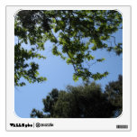 tree and sky photograph wall decals