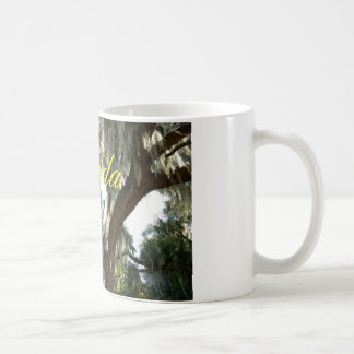 Tree and Spanish Moss Coffee Mug