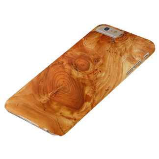 Tree Annual Rings Barely There iPhone 6 Plus Case