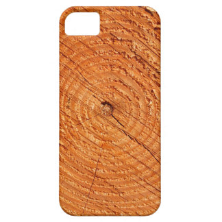 Tree annual rings close up iPhone SE/5/5s case