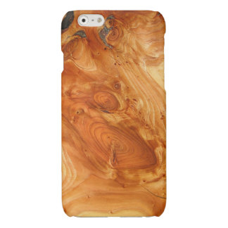 Tree Annual Rings Glossy iPhone 6 Case