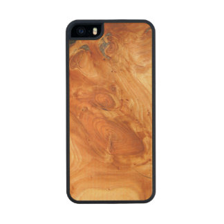 Tree Annual Rings Wood iPhone SE/5/5s Case