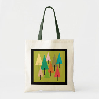 Tree Art Impression Tote Bag