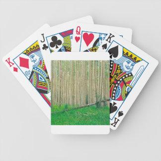Tree Aspen Grove Colorado Poker Cards