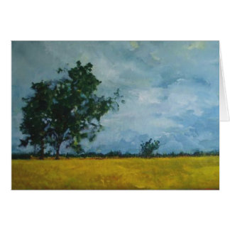 TREE AT LES CERQUEUX1400X STATIONERY NOTE CARD