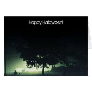 Tree at Night card