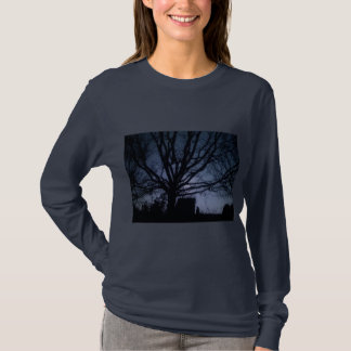 tree at the getty T-Shirt