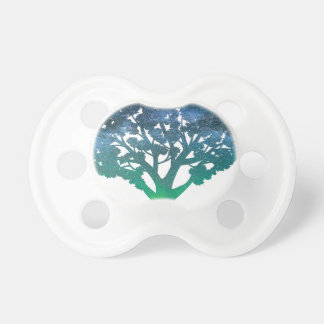 Tree Aurora Pacifier
