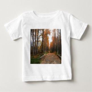 Tree Autumn Shade Baby T-Shirt