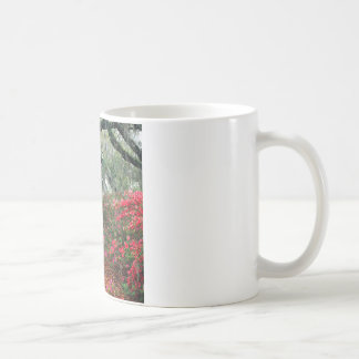 Tree Azaleas And Live Oaks Plantation Coffee Mug