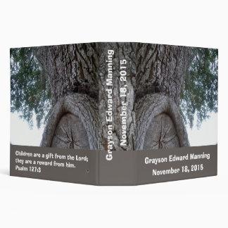 Tree Baby Binder