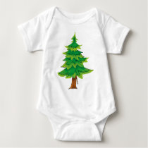 Tree Baby Bodysuit
