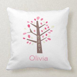 Tree Baby Pillow mojo_throwpillow