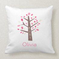 Tree Baby Pillow