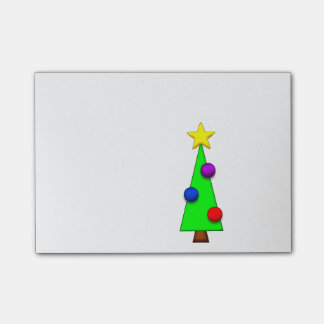 Tree Balls Post-it Notes