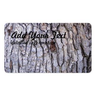 Tree Bark 3 Business Card