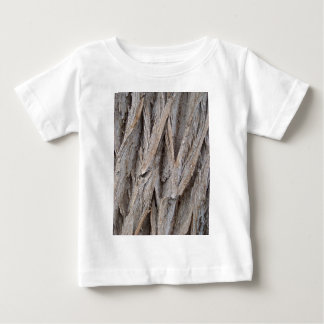 Tree Bark Baby T-Shirt