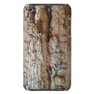 Tree bark barely there iPod case