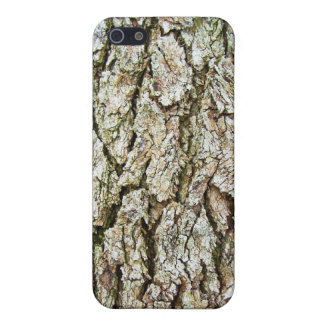 Tree Bark Camoflage Cover For iPhone SE/5/5s