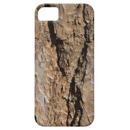 TREE BARK iPhone 5 COVER