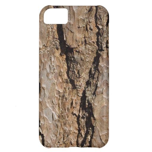 TREE BARK iPhone 5C CASE