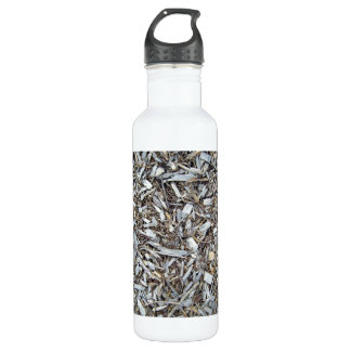 Tree Bark chips Water Bottle