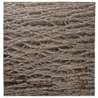 Tree Bark Cloth Napkin