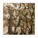 Tree Bark Design Ceramic Tiles