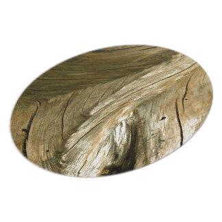 TREE BARK DETAIL PLATE