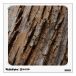 Tree Bark I Natural Abstract Textured Design Wall Sticker