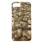 Tree Bark II Natural Abstract Textured Design iPhone 8/7 Case