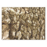 Tree Bark II Natural Abstract Textured Design Tissue Paper