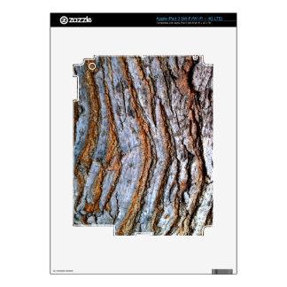 TREE BARK iPad 3 SKINS