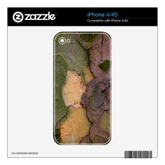 Tree bark iPhone 4/4s skin Skins For The iPhone 4S