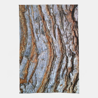 TREE BARK TOWELS
