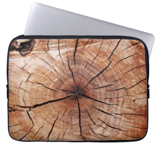 Tree Bark Laptop Sleeve