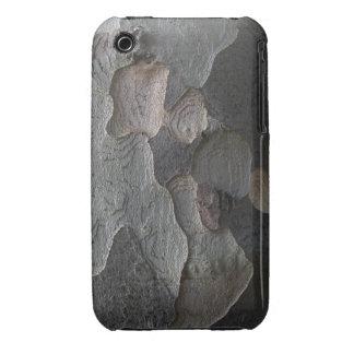 Tree Bark macro photography iPhone 3 Cases