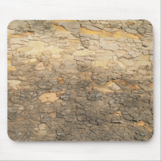 Tree bark mouse pads