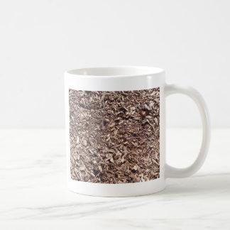 Tree bark, Nature, Brown Coffee Mug