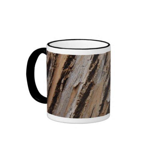 Tree Bark Nature Mug