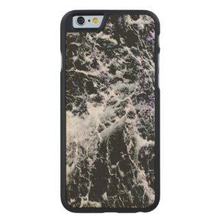 Tree Bark Negative Photo Carved Maple iPhone 6 Slim Case
