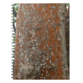 Tree Bark Notebook