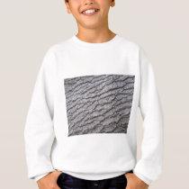 Tree Bark Pattern Sweatshirt