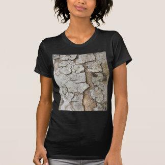 Tree bark texture shirt