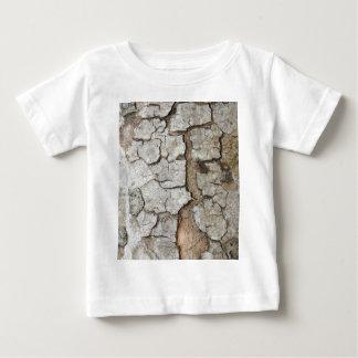 Tree bark texture tshirt