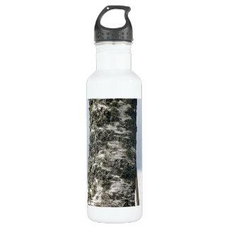 Tree Bark Texture Water Bottle